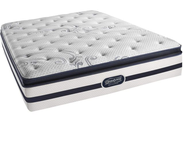 COLCHÓN BEAUTYREST RECHARGE WORLD CLASS-1584
